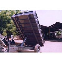 3 Ton 2 Wheel Tipping/Non Tipping Trailer