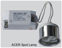 Acer Spot Lamp-Mini Spiral Cfl