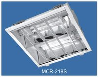 Recessed Mirror Optic 2X18w CFL