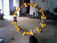 Bearing Oil Cooler