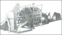 48 Bobbins Armouring Cum 1 + 3 Core Laying Machine