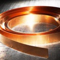 Bare Copper Strip