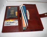 Passport Ticket Jacket