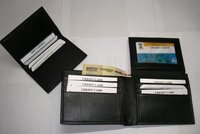 Soft Leather Gents Wallet And Card Holder