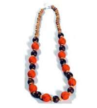 Fully Beaded Necklace