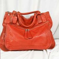 Leather Fancy Ladies Bag