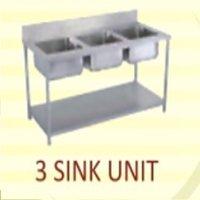 3 Sink Unit