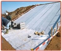 Geotextiles For Erosion Control