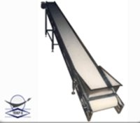 Inclined Conveyor For Cartoons