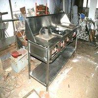 Cooking Platform for Restaurant