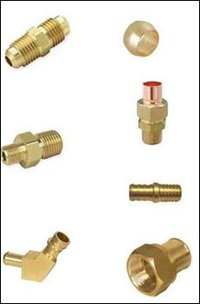Brass Fittings Sanitary And Compression Fittings