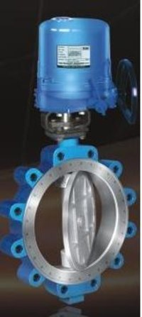 Electrical Actuator Butterfly Valve
