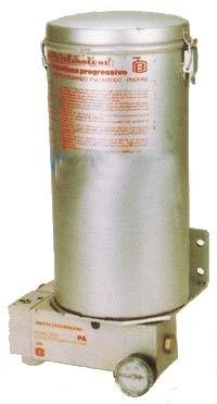 Single Slot Grease System