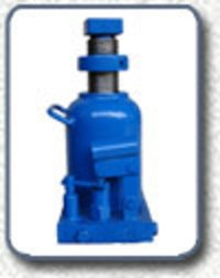 Hydraulic Chuck-Nut (Screw) Bottle Jacks