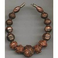 Copper Bead Bracelets