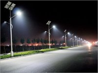 Solar Power Led Street Lights