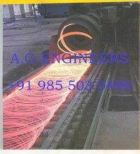 Steel Rolling Mill Production Line