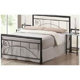 Double Iron Beds