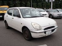 Used Car (2000 Toyota Duet)
