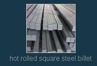 Hot Rolled Square Steel Billet