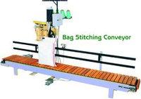 Bag Stitching Machine With Conveyor