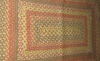 Flat Braided Jute Carpet