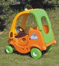 Children Play Car