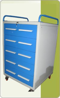 Heavy Duty Tool Trolley