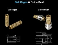 Brass Ball Container