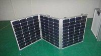 Hs 200w Portable Folding Solar Panel
