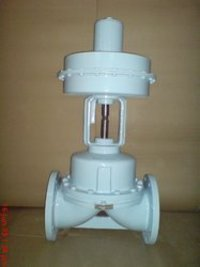 Pptfe Lined Neumatic Actuator Operated Diaphragm Valve