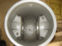 Man Piston for Marine Engine