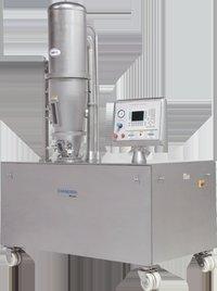 Fluid Bed Processor 3 Kg Working Capacity