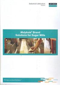 Sugar Mill Maintenance Molykote