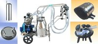 Cow Milking Machine Portable