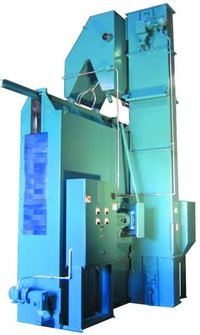 Monorail Conveyor Airless Blasting Machine