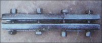 Fish Plate For Rail Pole