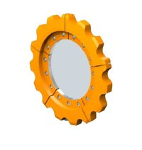 Rim Segmental Type Sprocket