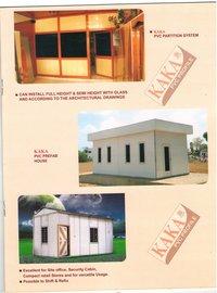 PVC Prefab Houses