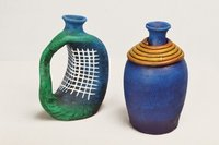 Bottle Shape Pottery