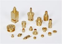 Brass Oil And Gas Components