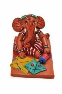 Ganesha With Kites