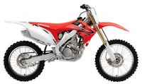 Motorcycle CRF 250R
