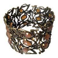 Fancy Stone Bangle