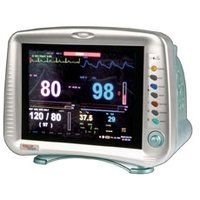 Multigas Monitor with Critical Parameters