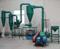Beverage Cans Grinding Mill