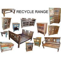 Recycled Wooden Furniture