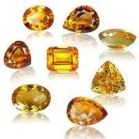 Yellow Sapphire Gemstones ( Pukhraj )