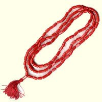 Moonga Mala / Coral Rosaries