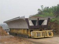 Heavy Duty Hydraulic Modular Transporter